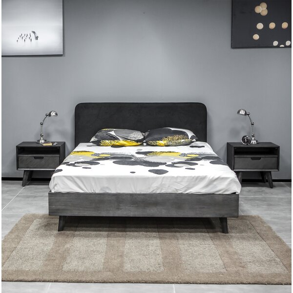 Johna Platform 3 Piece Bedroom Set by Foundry Select