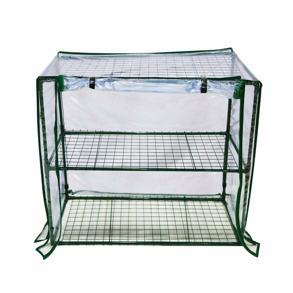 2 Ft. W x 3 Ft. D Growing Rack by Abba Patio
