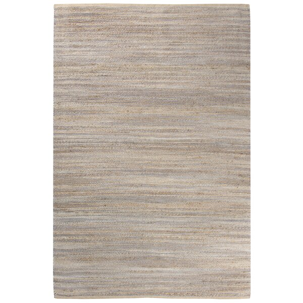 Carillon Hand Woven Gray Area Rug by Highland Dunes