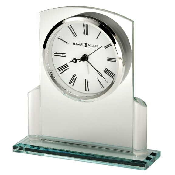 Colton Tabletop Clock by Howard Miller®