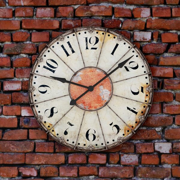 Oversized 29 Ellsworth Wall Clock by Trent Austin Design