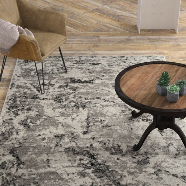 Despain Gray/Ivory Area Rug by Williston Forge