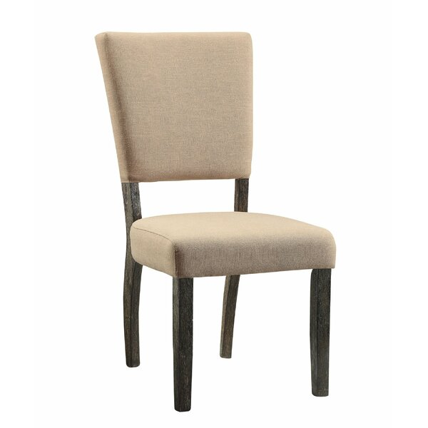 Twitty Upholstered Dining Chair (Set of 2) by Gracie Oaks