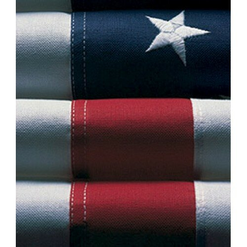 USA Glo Embroidered Traditional Flag by NeoPlex