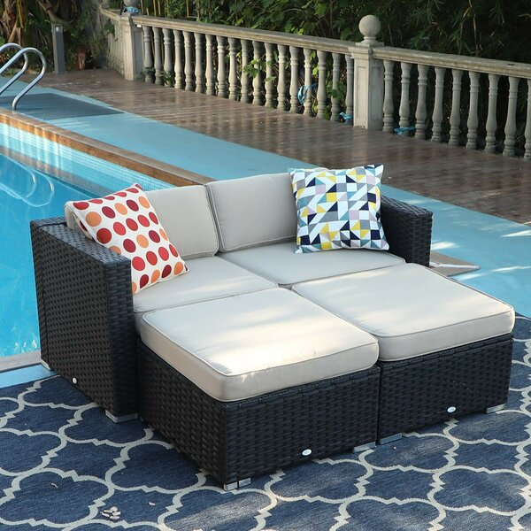 Epp Sectional Sofa by Bay Isle Home