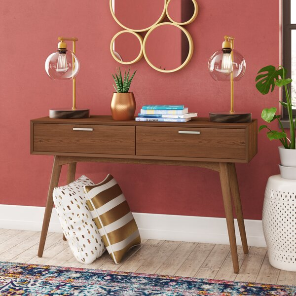 Marxim Console Table by Langley Street