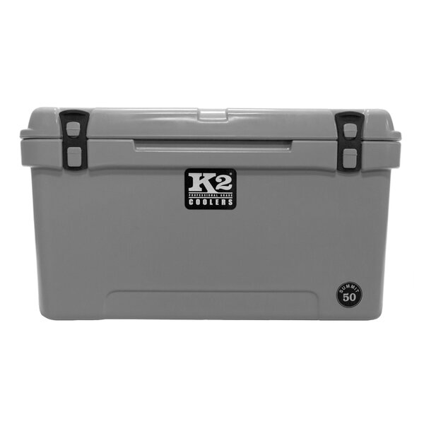 50 Qt. Summit Lid Cooler by K2 Coolers