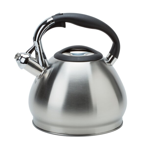 3.6 Qt. Stainless Steel Stovetop Kettle by Kitchen Details