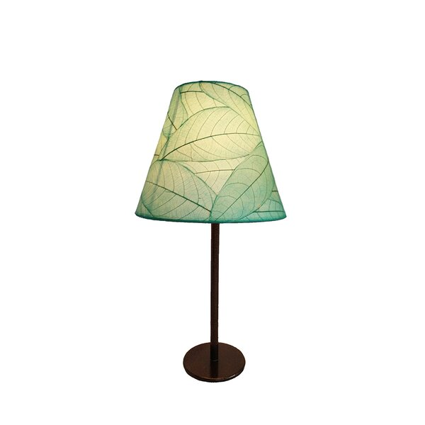 Mushroom 24 Table Lamp by Eangee Home Design