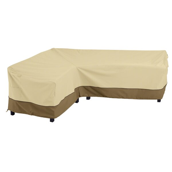 Water Resistant Patio Sofa Cover by Red Barrel Studio