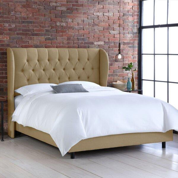 Goodrich Upholstered Standard Bed by SkylineExpress