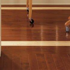 Kennedale Prestige Plank 3-1/4 Solid Maple Hardwood Flooring in Semi Gloss Cherry by Bruce Flooring