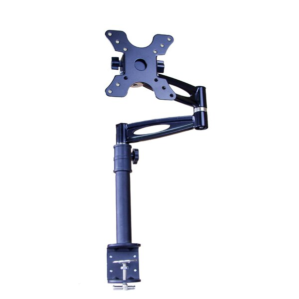 3 Way Adjustable Tilting/Swivel/Articulating Arm Desk Mount for 13 - 30 LCD/LED by Mount-it
