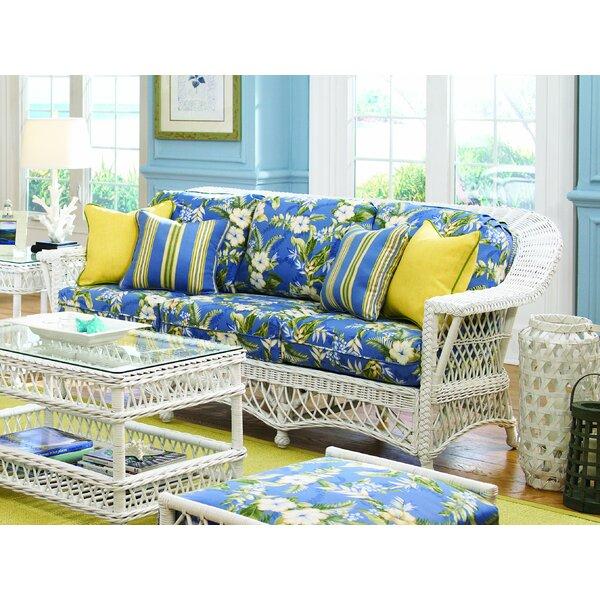 Rosado Sofa Standard Sofa by Bay Isle Home