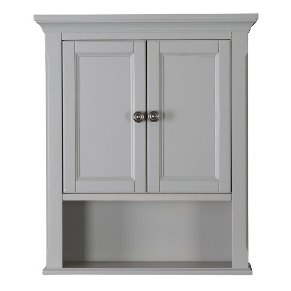 Sebago 24 W x 28 H Wall Mounted Cabinet by The Twillery Co.