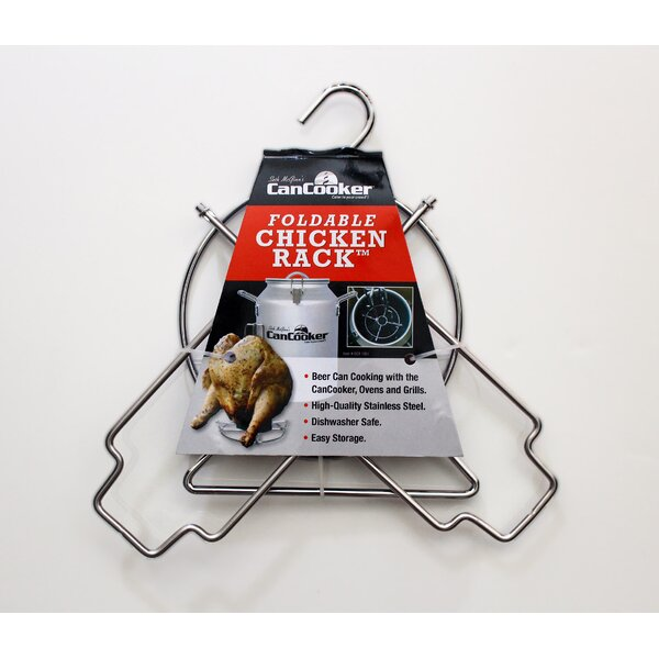 Poultry Steamer and Grill Rack by Seth McGinn's CanCooker