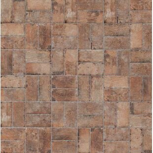 Chicago Brick 4 X 8 Porcelain Mosaic Tile In Old