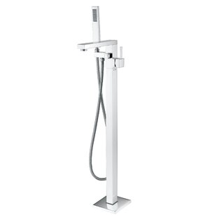 Online Reviews Diverter Tub and Shower Faucet with Single Handle ByAKDY