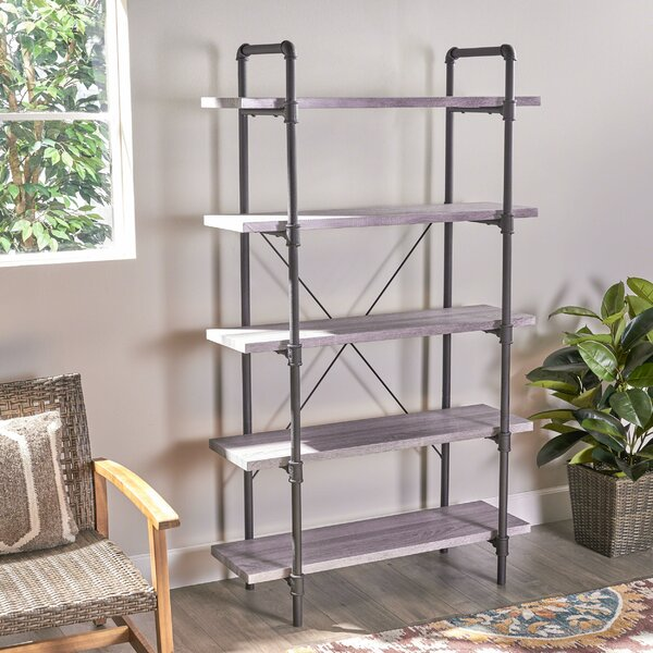 Mullenax Etagere Bookcase by Williston Forge