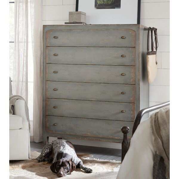 CiaoBella 6 Drawer Chest by Hooker Furniture