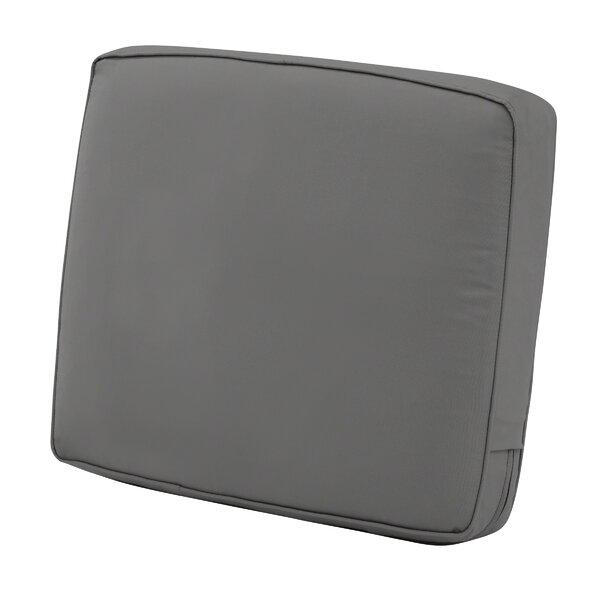 Gunn FadeSafe™ Outdoor Lounge Chair Cushion by Bayou Breeze