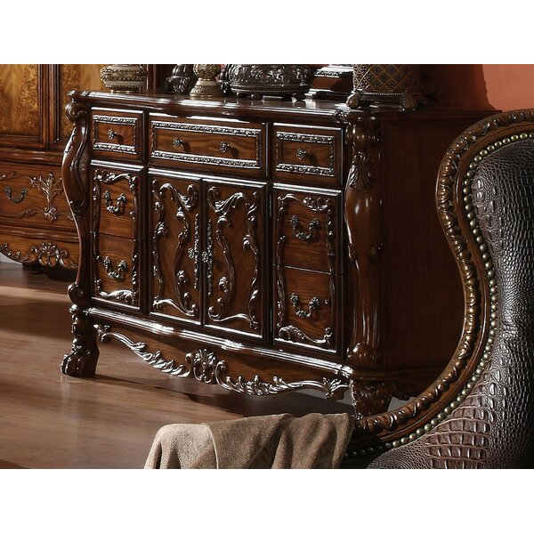 Selma 7 Drawer Combo Dresser by Astoria Grand