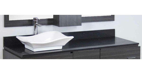 Dunamuggy 60 Single Bathroom Vanity Set by Royal Purple Bath Kitchen
