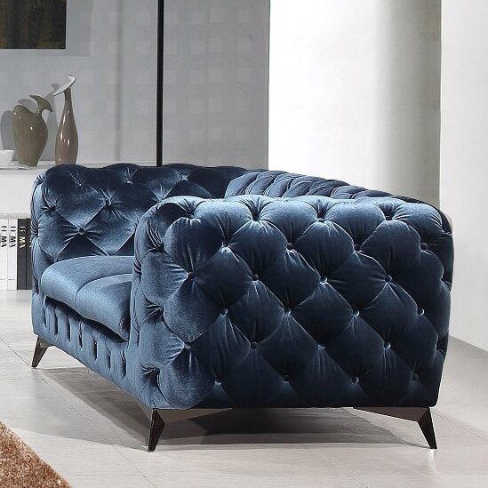 Azu Loveseat by Everly Quinn