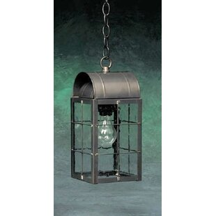 Find the perfect Xzavier 1-Light Outdoor Hanging Lantern By Breakwater Bay