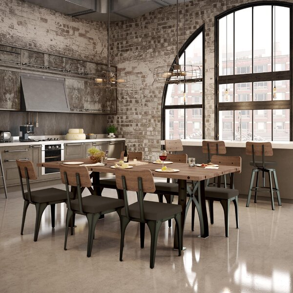 Everly 9 Piece Dining Set by 17 Stories