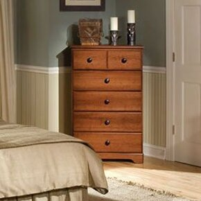 West 5 Drawer Chest by Darby Home Co