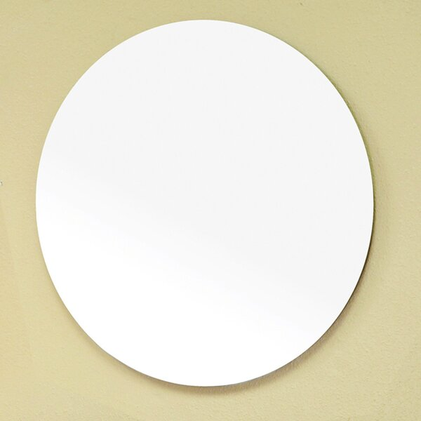 Round Wall Mirror by Bellaterra Home