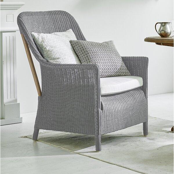 Dawn Loom Patio Chair with Cushion by Sika Design