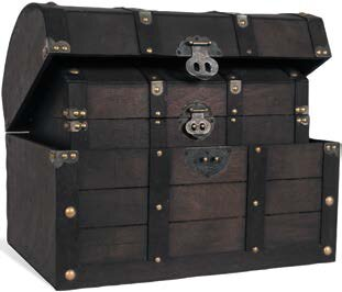 Yarborough 2 Piece Barrel Chests Trunk Set by Breakwater Bay