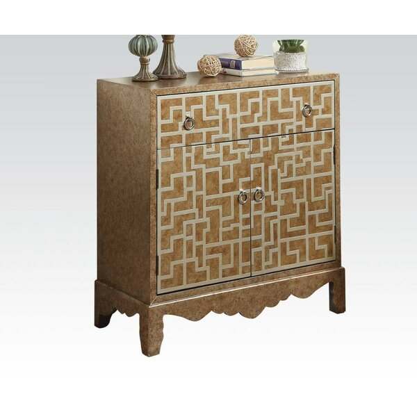 Tristin 2 Drawers Accent Cabinet by A&J Homes Studio