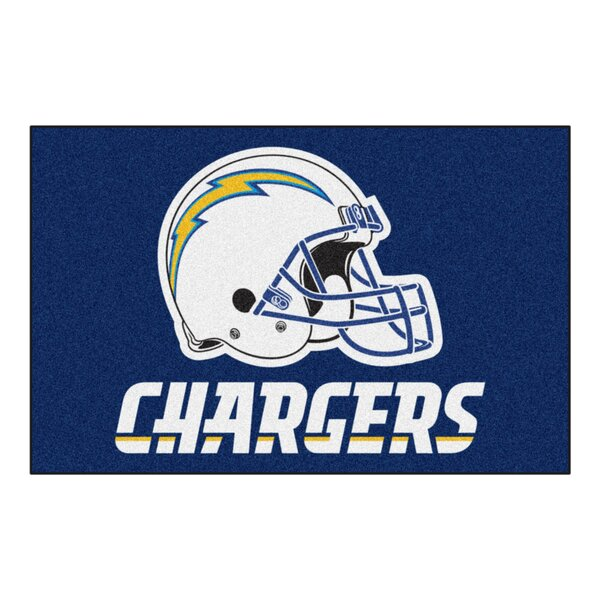 NFL - San Diego Chargers Tailgater Mat by FANMATS