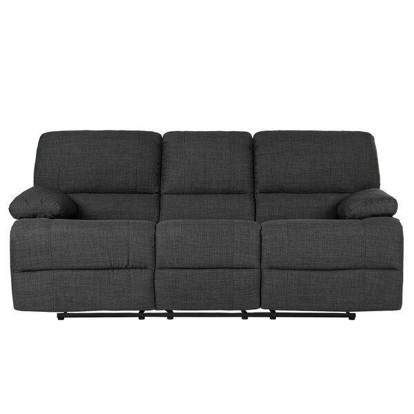 Oversize Reclining Sofa by Madison Home USA