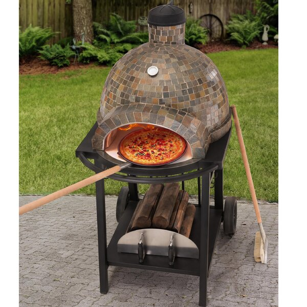 Wood-Fired Pizza Oven By Sunjoy.