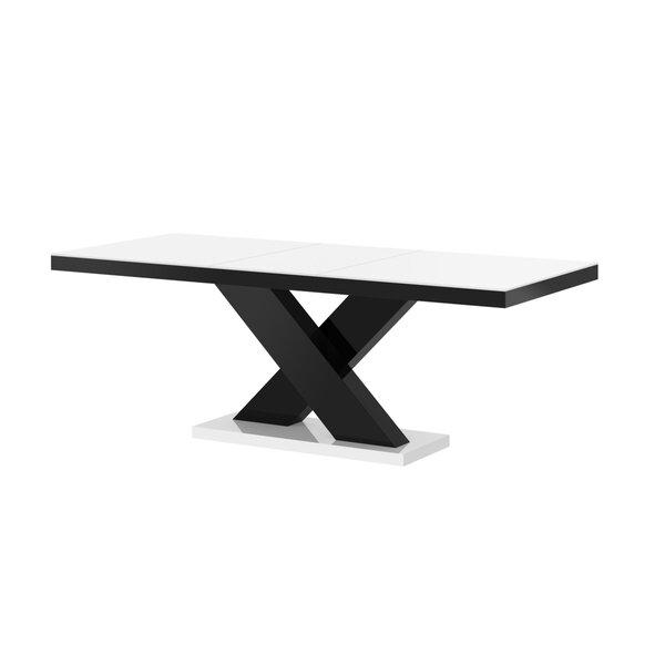 Lonoke Extendable Dining Table by Orren Ellis