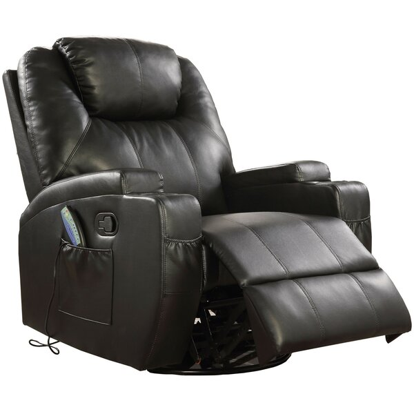 Runkle Rocker Recliner w Swivel