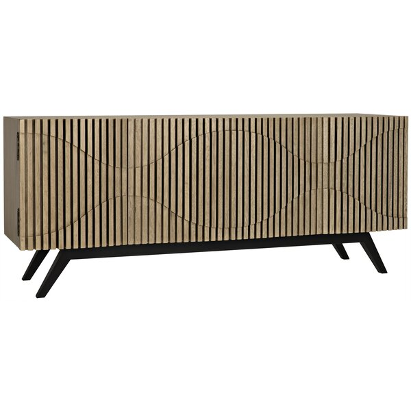 Illusion Buffet Table by Noir