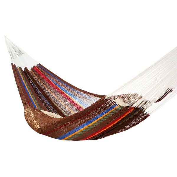Lisa Double Tree Weaving Hammock by Freeport Park