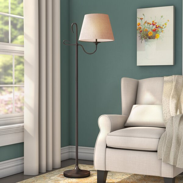 Piccadilly 60 Floor Lamp by Three Posts