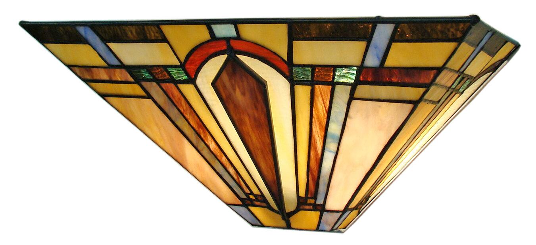 Astoria Grand Wheaton 2-Light Tiffany Wall Sconce & Reviews | Wayfair