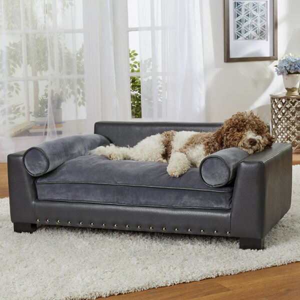 Corvus Dog Sofa by Archie & Oscar