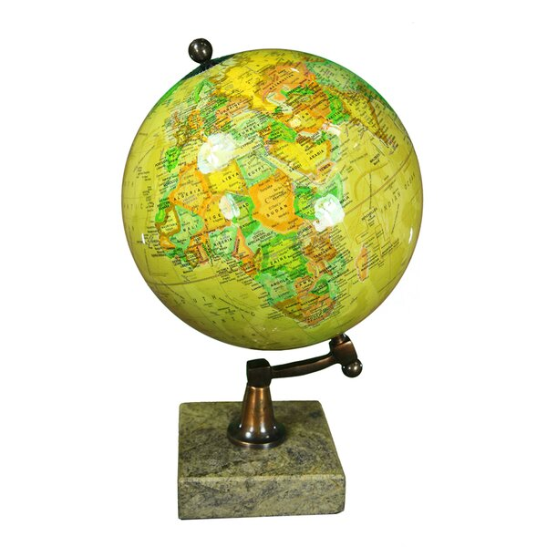 Enamel Globe by Darby Home Co