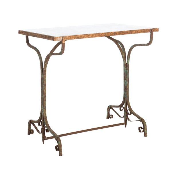 Ashiya End Table by Aidan Gray