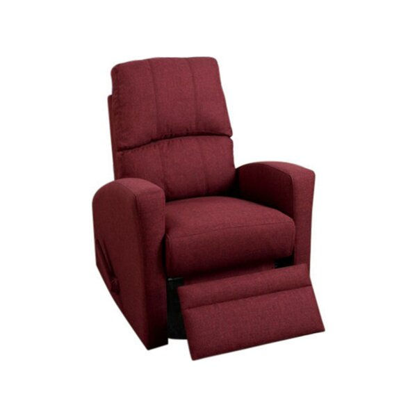 Charette Manual Swivel Recliner By Ebern Designs