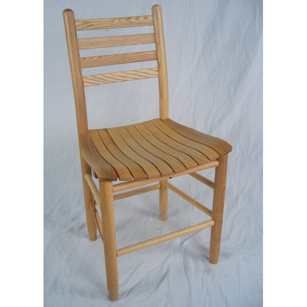 Adult Slat Seat Side Chair by Dixie Seating Company