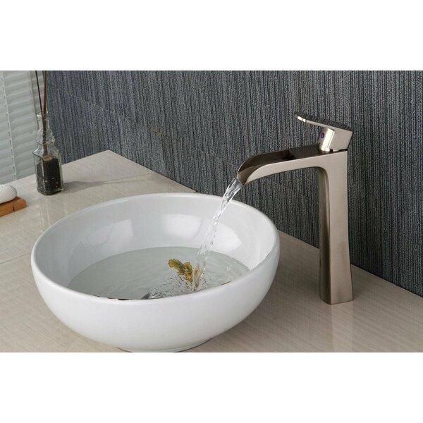 DFI Brass Vessel Sink Bathroom Faucet by Aquafaucet